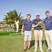 Mauritius Golf Masters : Orrin double la mise
