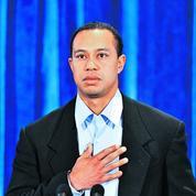 Et Tiger Woods, le dieu du golf, est devenu humain...