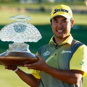 Phoenix Open: Hideki Matsuyama s'impose en playoff