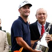 Le Top mondial chez Arnold Palmer