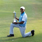 Hero Indian Open : SSP Chawrasia héros à domicile
