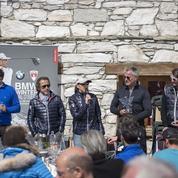 Les personnalités au rendez-vous de la Val d'Isère Winter Golf 2016