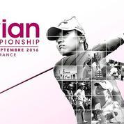The Evian Championship, premier Majeur de la championne olympique