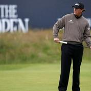 British Open : Le record n'a tenu qu'à un... Phil !