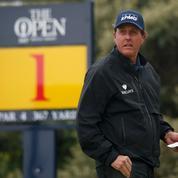 British Open : Les Dieux sont avec Phil Mickelson