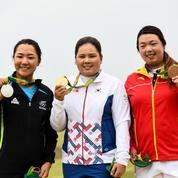 Jeux Olympiques: Inbee Park, la médaille d'or du mérite