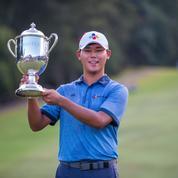 Wyndham Champ.: Si Woo Kim foudroie le tournoi