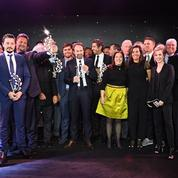 Trophées du golf : Levy et Icher à l'honneur
