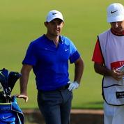 Rory McIlroy prend de l'avance en Afrique du Sud