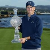 Pebble Beach Pro-Am : Jordan Spieth ou la victoire tranquille