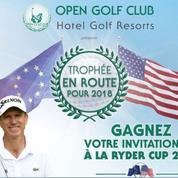 Open Golf Club lance l'édition 2017 du trophée