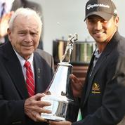 En pensant très fort à Arnold Palmer…