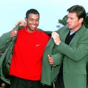 Masters : Il y a 20 ans, Tiger Woods révolutionnait le golf