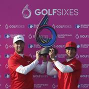 GolfSixes: Le Danemark élimine la France et remporte le titre
