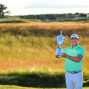 US Open : Brooks Koepka, le rêve américain