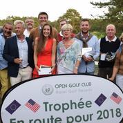 Trophée Open Golf Club 2017 :
