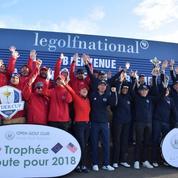 Finale 2017 du Trophée Open Golf Club