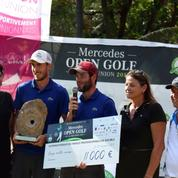 Internationaux de double : Robin Roussel et Ugo Coussaud champions