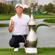 Dubai Desert Classic: Haotong Li domine McIlroy devant Alexander Levy