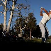 Tiger Woods, comme à la maison