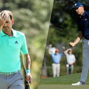 Masters : Spieth leader, Woods égaré, Garcia coulé !