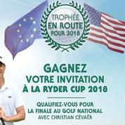Trophée Open Golf Club « En route pour 2018 » au Golf National (78)
