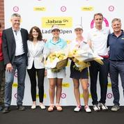 Jean-Baptiste Pain : « La priorité de Jabra, c'est le golf féminin… »