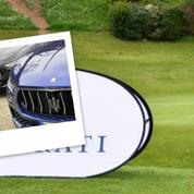 Maserati golf Tour à Gand les 12 et 13 mai