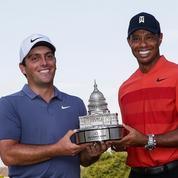 Quicken Loans Nat.: Victoire record pour Molinari devant Tiger Woods