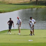 Ryder Cup : les Américains en reconnaissance au Golf National
