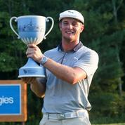 Dell Technologies Chp.: Bryson DeChambeau enchaîne les titres en playoffs