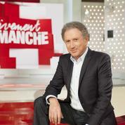 Gérard Jugnot et Daniel Auteuil invités de Michel Drucker dans Vivement Dimanche