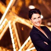Un soir à la Tour Eiffel : Alessandra Sublet reçoit Miss France et François Berléand