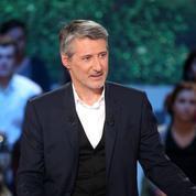 Antoine de Caunes signe pour une nouvelle saison au Grand Journal