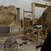 Arte dévoile la réplique de la grotte Chauvet