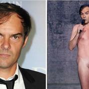 Sébastien Thiéry, l'homme nu des Molières, invité du Grand Journal ce soir