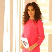 Aïda Touihri en grand format sur France 2