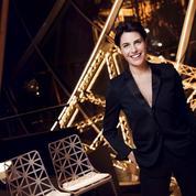 Alessandra Sublet privée de tour Eiffel sur France 2