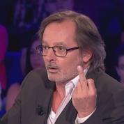 Zapping TV : le doigt d'honneur de Christophe Alévêque dans On n'est pas couché