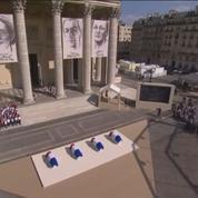 Audiences : 1,2 million de téléspectateurs devant la cérémonie au Panthéon sur France 2