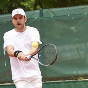Christophe Michalak champion de tennis