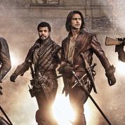 The Musketeers :quatre garçons dans le vent