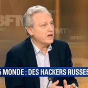 TV5 Monde n'est toujours pas «raccordée à Internet» depuis la cyberattaque