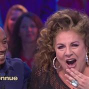Zapping TV : l'émotion de Marianne James sur France 2