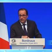 Zapping TV : François Hollande avait-il trop bu lors de la Vinexpo ?