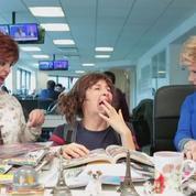 Zapping TV - Valérie Lemercier et le Nutella : le sketch hilarant