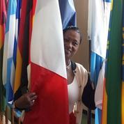 Babette de Rozières à l'ONU