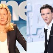 Wendy Bouchard et François-Xavier Ménage : pas de vacances pour les magazines sur M6