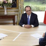 Zapping TV : Hollande raconte sa «nuit» avec Merkel