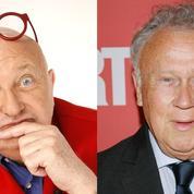 Rien ne va plus entre Jean-Pierre Coffe et Philippe Bouvard